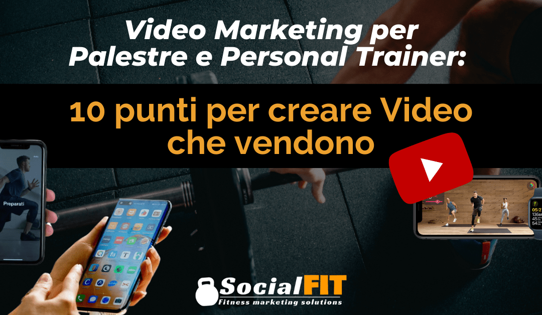 Digital fitness marketing personal trainer palestre