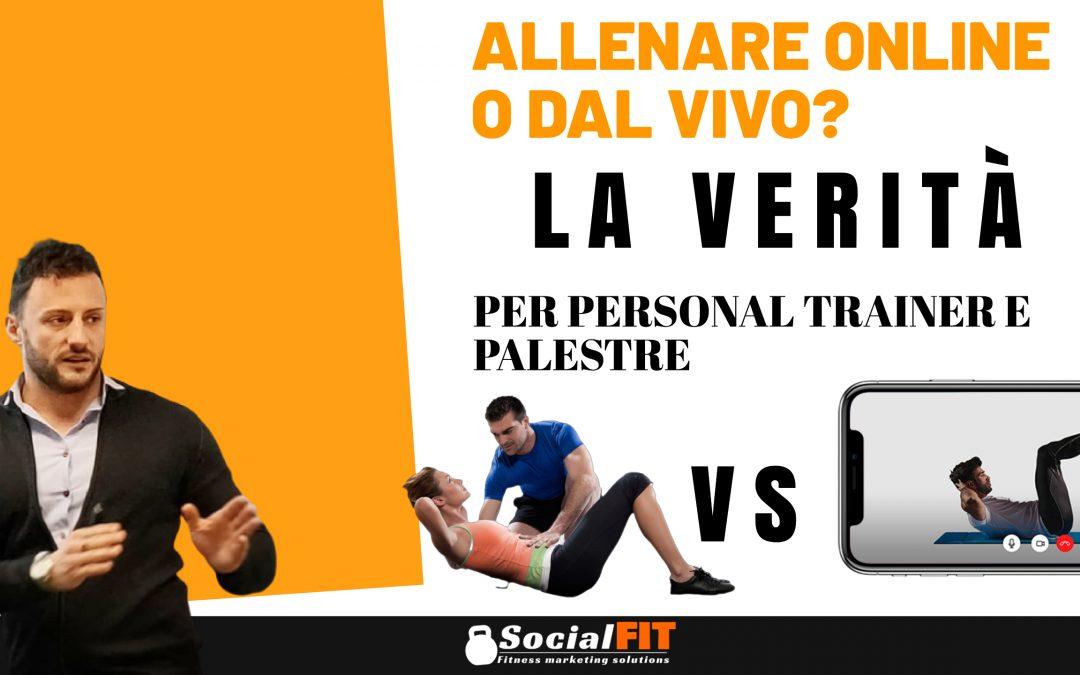 Digital fitness marketing, personal trainer online, marketing per palestre, box crossfit