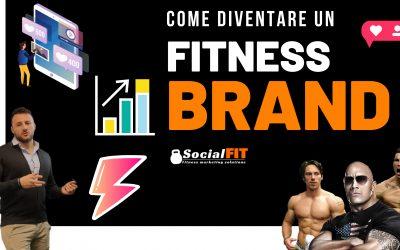 Come diventare un Fitness Brand online